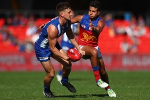 AFL 2020 Round 12 - North Melbourne v Brisbane