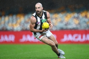 AFL 2020 Round 12 - Melbourne v Collingwood