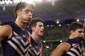 AFL 2020 Round 12 - Fremantle v Carlton