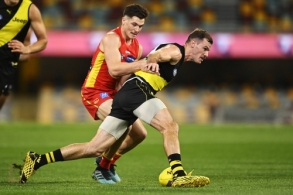 AFL 2020 Round 12 - Richmond v Gold Coast