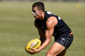 AFL 2020 Training - Carlton 190820