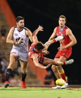 AFL 2020 Round 13 - Gold Coast v Carlton