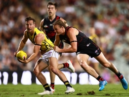AFL 2020 Round 13 - Essendon v Richmond