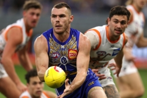 AFL 2020 Round 13 - West Coast v GWS