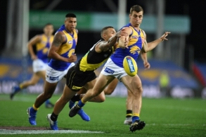 AFL 2020 Round 14 - Richmond v West Coast
