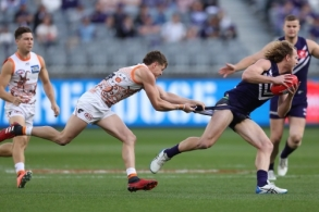 AFL 2020 Round 14 - Fremantle v GWS