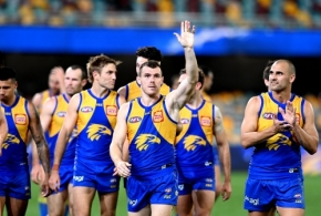AFL 2020 Round 15 - West Coast v Essendon