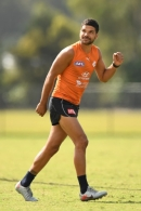 AFL 2020 Training - Carlton 020920