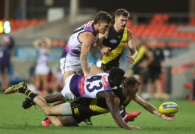 AFL 2020 Round 15 - Richmond v Fremantle