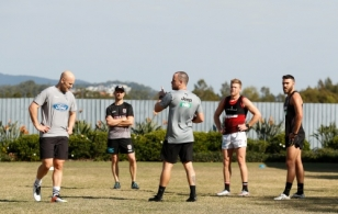 AFL 2020 Training - Shane Edwards Hub Training 040920