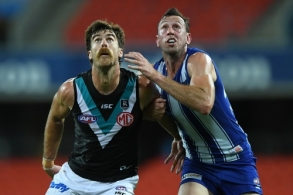 AFL 2020 Round 16 - North Melbourne v Port Adelaide