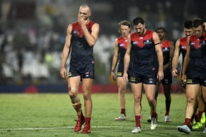 AFL 2020 Round 16 - Melbourne v Fremantle