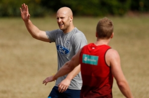 AFL 2020 Training - Dan Hannebery Hub Training 090920