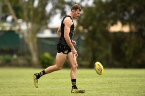 AFL 2020 Training - Richmond 100920