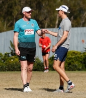 AFL 2020 Training - Gary Ablett Hub Training 110920