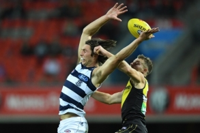 AFL 2020 Round 17 - Geelong v Richmond