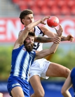 AFL 2020 Round 17 - North Melbourne v Fremantle