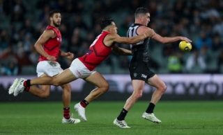 AFL 2020 Round 17 - Port Adelaide v Essendon
