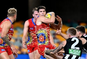AFL 2020 Round 17 - Collingwood v Gold Coast