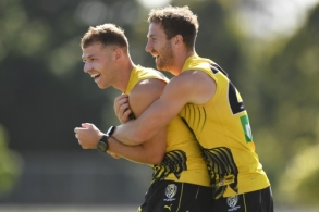 AFL 2020 Training - Richmond 150920