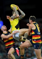 AFL 2020 Round 18 - Adelaide v Richmond