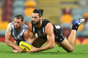 AFL 2020 Round 18 - Collingwood v Port Adelaide