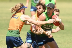 AFL 2020 Training - Geelong 240920