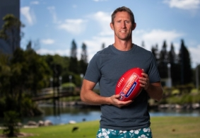 AFL 2020 Portraits - Shaun Ryan