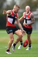 AFL 2020 Training - St Kilda 250920