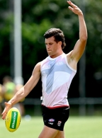 AFL 2020 Training - St Kilda 300920