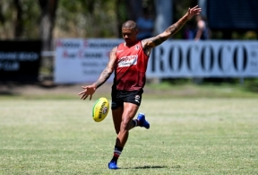 AFL 2020 Training - St Kilda 021020