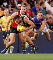 AFL 2020 Second Elimination Final - St Kilda v Western Bulldogs