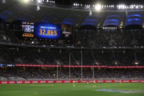 AFL 2020 First Elimination Final - West Coast v Collingwood