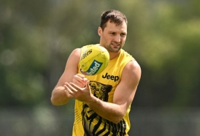 AFL 2020 Training - Richmond 071020
