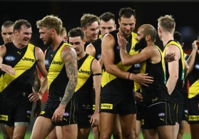 AFL 2020 Second Semi Final - Richmond v St Kilda