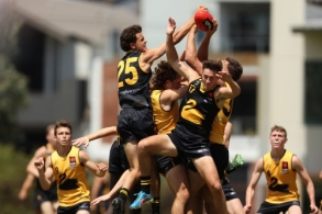 AFL 2020 Media - U18 All-Stars Western Australia Game 1