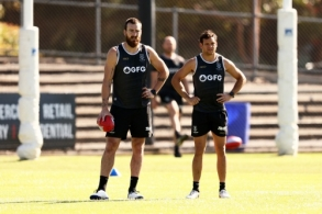 AFL 2020 Training - Port Adelaide 111020