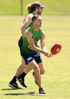 AFL 2020 Training - Geelong 131020