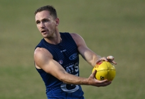 AFL 2020 Training - Geelong 141020