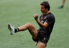 AFL 2020 Training - Richmond 151020