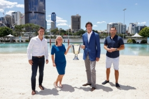 AFL 2020 Media - Grand Final Footy Festival Launch