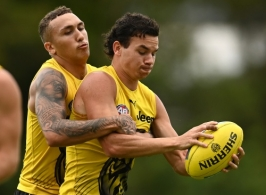 AFL 2020 Training - Richmond 221020