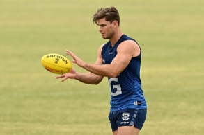 AFL 2020 Training - Geelong 231020