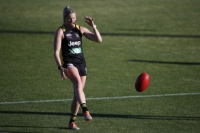 AFLW 2020 Training - Richmond 091120