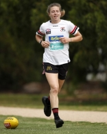 AFLW 2020 Training - St Kilda 121120