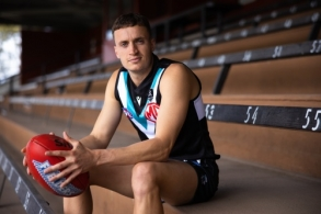 AFL 2020 Media - Port Adelaide Media Opportunity 131120