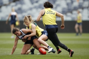 AFLW 2020 Training - Geelong Cats 211120