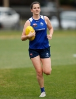 AFLW 2020 Training - North Melbourne 241120