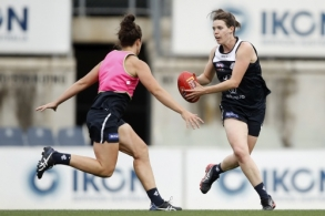 AFLW 2020 Training - Carlton 241120