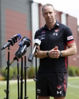AFL 2020 Training - Essendon 071220